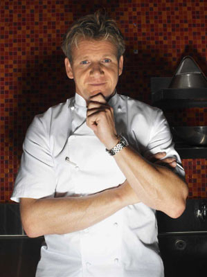 Gordon Ramsay of Hell's Kitchen