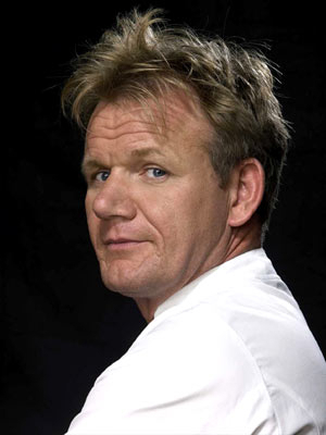 Gordon Ramsay of Hell's dapur