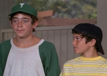 Greg and Peter Brady