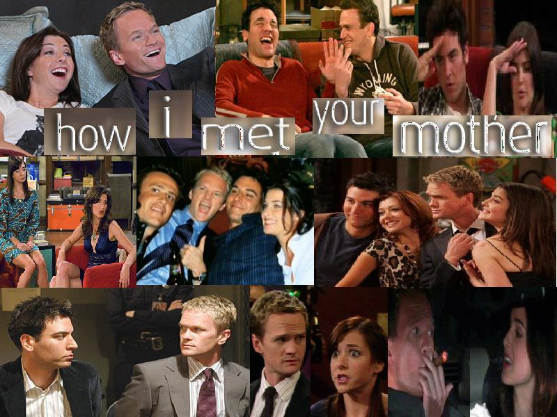 Friends Or How I Met Your Mother Yahoo : How i met your mother images himym best friends hd