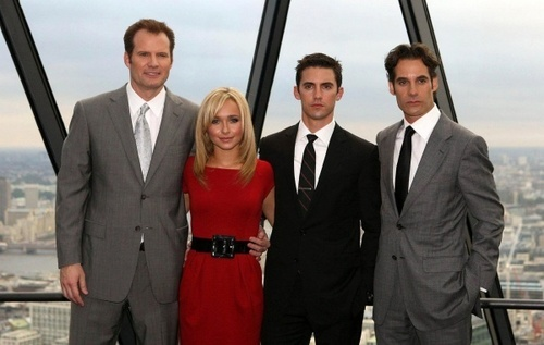 Heroes Press Tour 2007- London