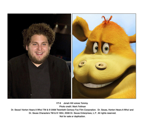 Jonah Hill Images Horton Hears A Who! HD Wallpaper And