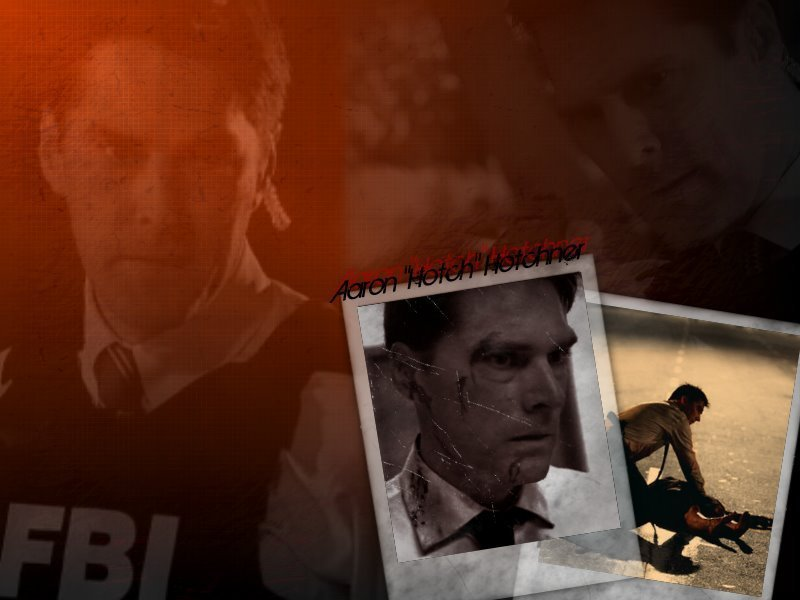 Criminal Minds Wallpaper. Hotch Wallpaper - Criminal