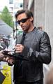 Hugh in London