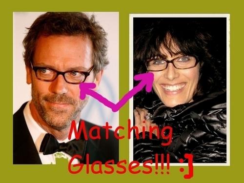 Huli Matching Glasses