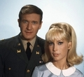 Jeannie and Major Healy