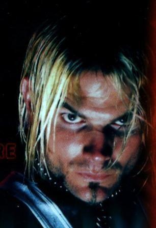 Jeff Hardy wallpaper possibly with a portrait entitled Jeff