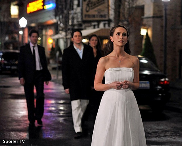 Jim and melindas second wedding ( book of changes promo pics