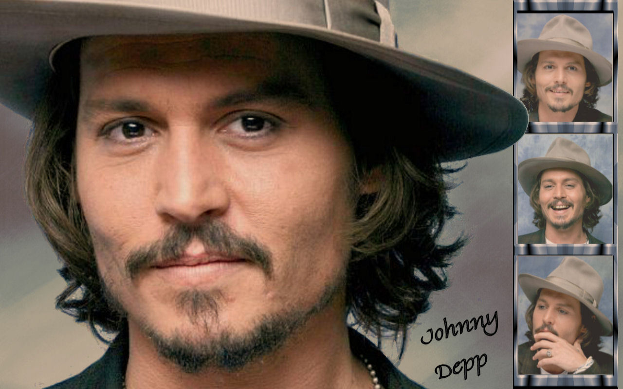 Johnny Depp - Wallpaper Gallery