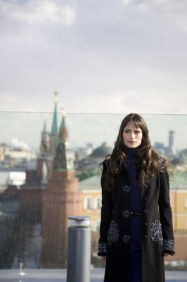 Jordana Brewster @ Fast & Furious Moscow Photocall