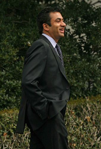 Kal Penn @ The White House Easter Egg Roll, April 13, 2009