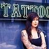LA Ink photo with a portrait called Kat