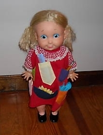 Kitty Karry-All Doll