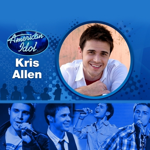 American Idol Hintergrund called Kris
