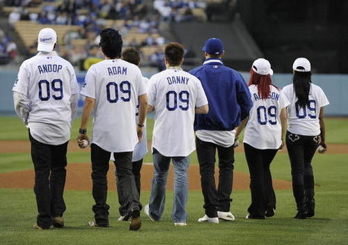 LA Dodgers Game :)