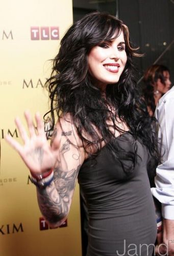 LA Ink Hintergrund with a portrait called LA INK Premiere Party hosted Von TLC and MAXIM Magazine