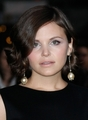 Late Show with Letterman 3/18/09 - ginnifer-goodwin photo