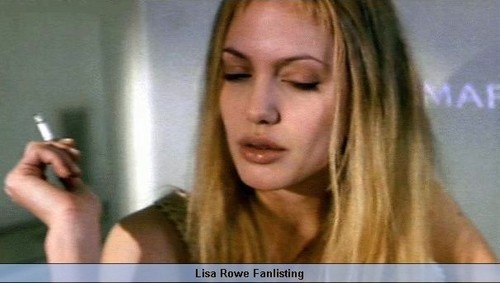 Girl, Interrupted wallpaper containing a portrait titled Lisa Rowe...