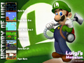 Luigi Through the Years - luigi wallpaper