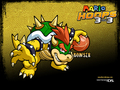 Mario Hoops: 3 on 3 - bowser wallpaper