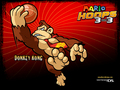 Mario Hoops: 3 on 3 - donkey-kong wallpaper
