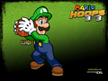 Mario Hoops: 3 on 3 - luigi wallpaper