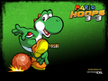 Mario Hoops: 3 on 3 - yoshi wallpaper