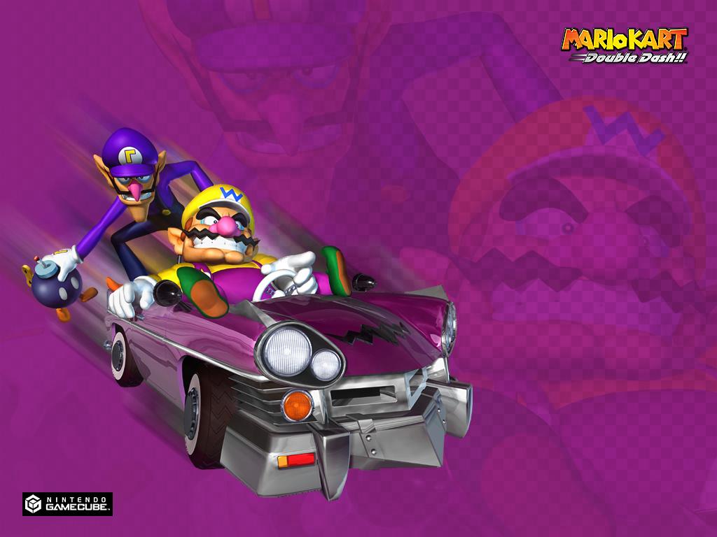 Mario Kart Double Dash Mario Kart Wallpaper 5611110 Fanpop