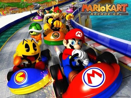Mario Kart Обои