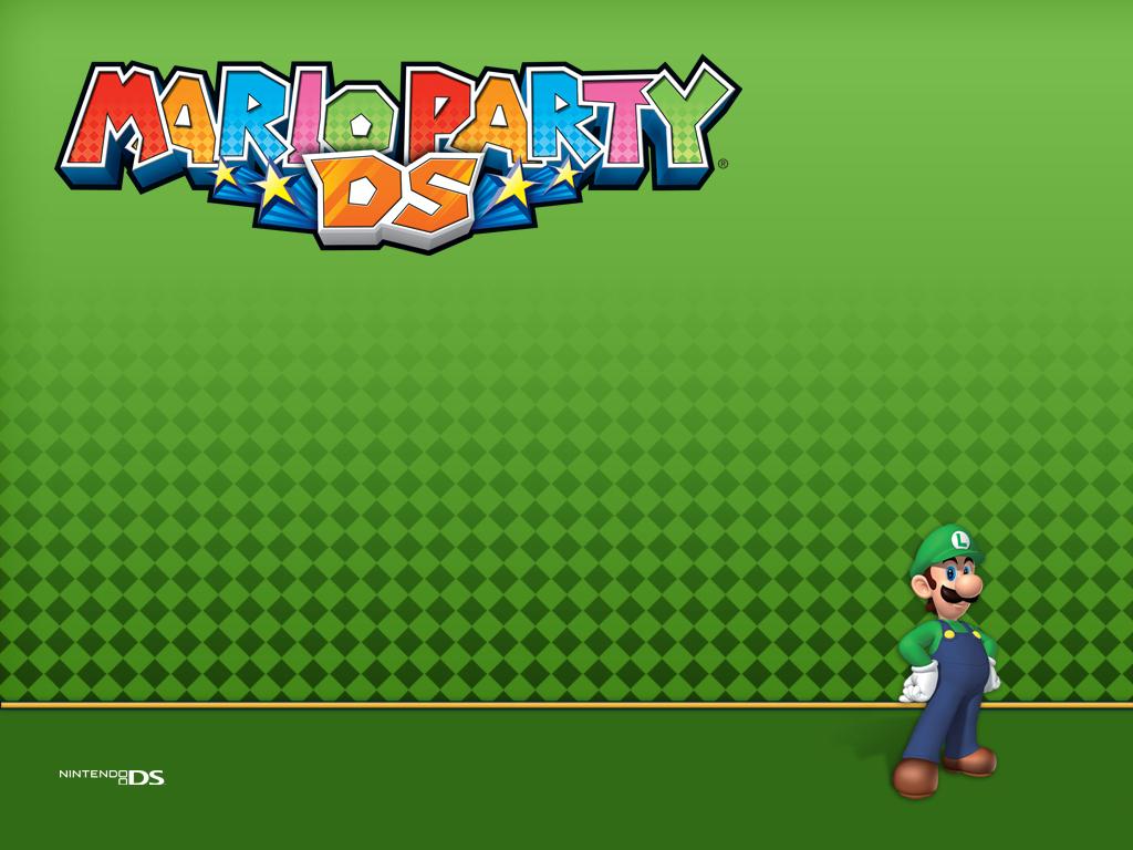 Mario party ds luigi wallpaper 5613878 fanpop - Luigi mario party ...