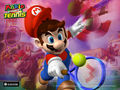 Mario Power Tennis - mario wallpaper