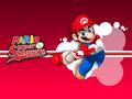 super-mario-bros - Mario Super Sluggers wallpaper