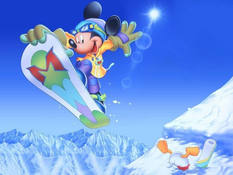 Mickey Mouse Wallpaper - Disney Wallpaper (5699646) - Fanpop