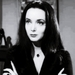 Morticia Addams Icon