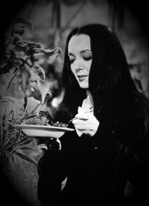 Morticia Addams from TV Показать