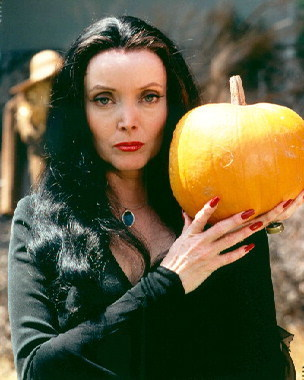 Morticia Addams from TV hiển thị