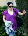Nadya Suleman Heads To The Hospital - nadya-suleman photo