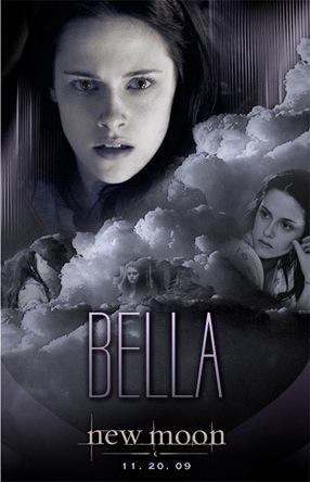 New Moon: Bella