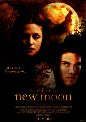 New Moon: It Will Be Like I Never Existed