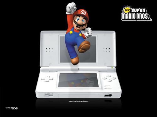 New Super Mario Brothers