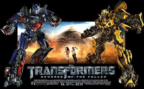 New Transformers 2 Poster