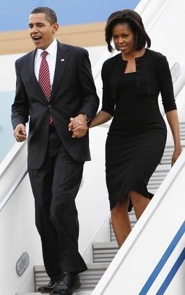 Obama & Michelle <3
