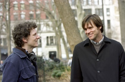 On The Set of 'Eternal Sunshine Of The Spotless Mind'
