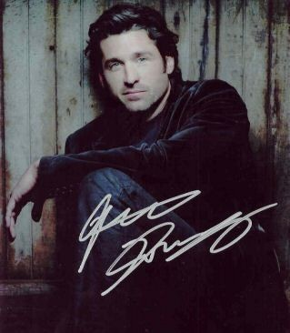 Patrick's signatures - patrick-dempsey photo