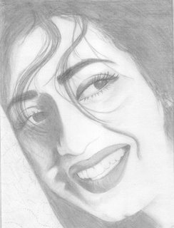 Pencil sketch - fanart - madhubala Fan Art
