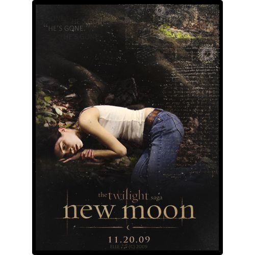 Twilight Saga Фильмы Обои probably containing a sign and a portrait titled Posters