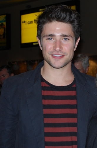 Matt Dallas wallpaper called Premiere of Baby siter Wanted