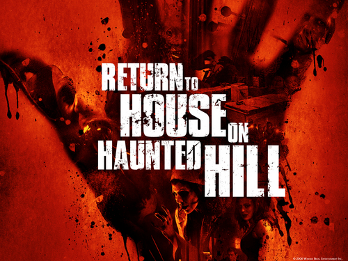Horror Movies wallpaper containing anime called Return to House on Haunted Hill wallpapers