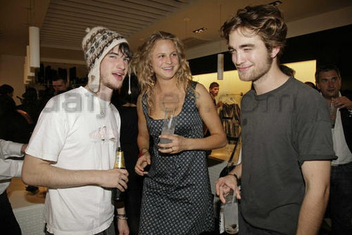 Rob and Tom Sturridge