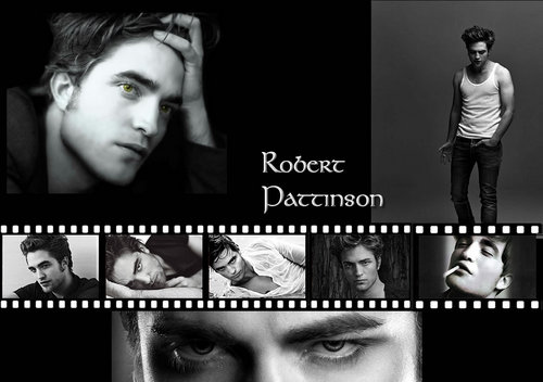 Robert Pattinson Обои